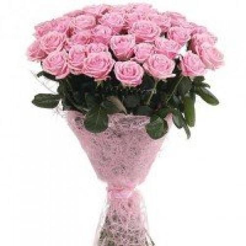 25 Голландских роз * 60 см
