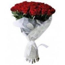 51 Голландских роз * 50 см