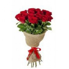 15 Голландских роз * 50 см