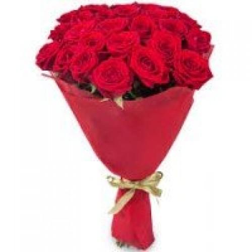 25 Голландских роз * 50 см